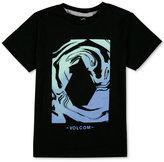 Volcom Swirl Print Cotton T-Shirt, Big Boys (8-20)