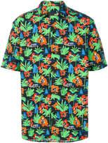 Love Moschino floral print shirt