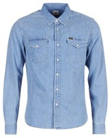 Lee WESTERN SHIRT Blue / Clear