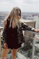 Forever 21 FOREVER 21+ Camo Print Jacket