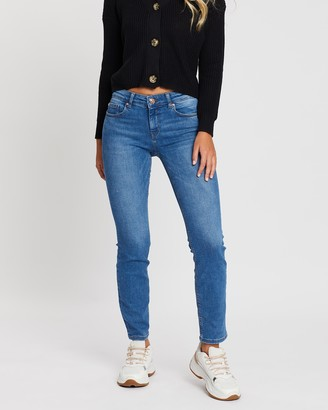 Only Eva Life Regular Slim Jeans