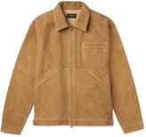 Beams Suede Jacket