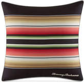 "Tommy Bahama Home Jungle Drive Stripe 18"" Square Decorative Pillow"