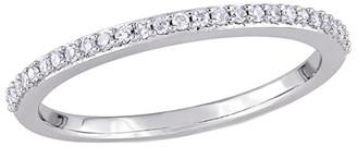 Diamond Select Cuts 14K 0.14 Ct. Tw. Diamond Semi-Eternity Ring