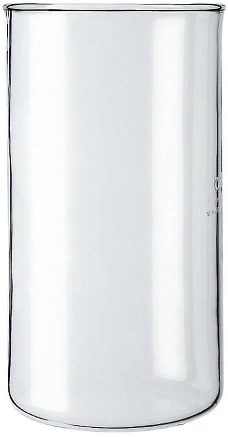 Bodum Spoutless Spare Glass for Locking Lid 8 Cup Coffee Presses