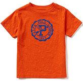 Ralph Lauren Big Boys 8-20 Classic Crewneck Short-Sleeve Slub Jersey Tee
