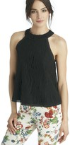 Sole Society Sleeveless Lace Top