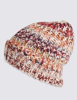 Marks and Spencer Space Dye Beanie Hat
