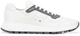 Prada Technical Fabric Sneakers