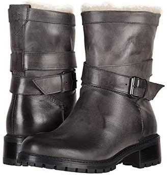 Ross & Snow Cristiana SP Moto Boot (Grigio) Women's Shoes