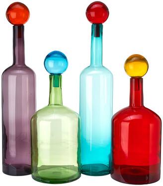 Pols Potten Bubbles & Bottles - Set of 4 - Multicolour - XXL