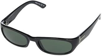 Von Zipper VonZipper Unit (Black Gloss/Vintage Grey) Fashion Sunglasses
