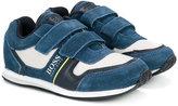 HUGO BOSS double strap sneakers