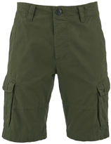 Threadbare Men's Hulk Cargo Shorts - Dark Khaki