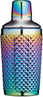 Kitchen Craft BarCraft 300ml Glass Rainbow Cocktail Shaker