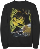 Disney Men's Sleeping Beauty Poster Fleece