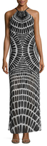 Trina Turk Nilsa Printed Maxi Dress