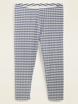 Old Navy High-Waisted Plus-Size Jersey Capri Leggings