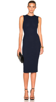 Victoria Beckham Elite Viscose Crochet Signature Dress