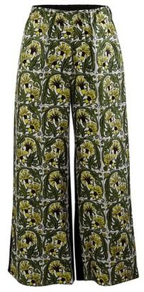 Loewe Printed silk trousers