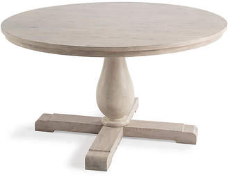 Milbrook Pedestal Dining Table - Natural - Bee & Willow Home
