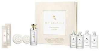 Bvlgari Eau Parfumee Au The Blanc 9-Piece Guest Set