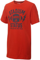 adidas Stadium Status Print Cotton T-Shirt, Big Boys (8-20)