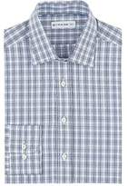 Etro Men's Plaid Cotton Shirt