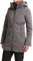 Obermeyer Desi Long Insulator Coat - Insulated (For Women)