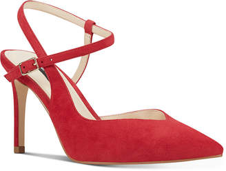 Nine West Elisa Slingback Pumps Women Shoes