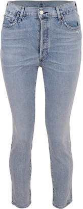 Citizens of Humanity Olivia High Rise Slim Ankle Jean