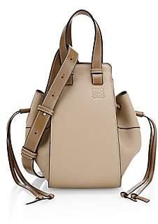 Loewe Women's Small Hammock Drawstring Leather Bag