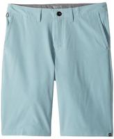 Quiksilver Solid Amphibian 19 Boy's Shorts