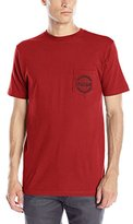 Volcom Men's Message Pocket T-Shirt