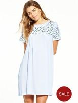 Little White Lies Fleur Dress - Blue