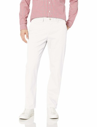 tommy hilfiger white chinos
