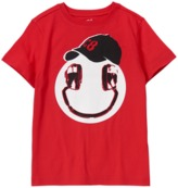 Crazy 8 Happy Face Tee