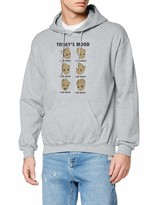 Thumbnail for your product : Marvel Men's Guardians of The Galaxy Vol 2 Groot Today's Mood-Hoodie