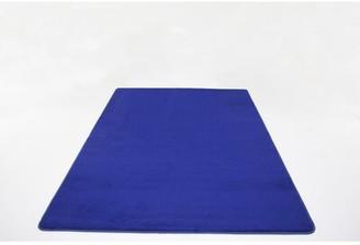 Harriet Bee Randa Blue Area Rug