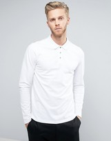 Selected Long Sleeve Polo