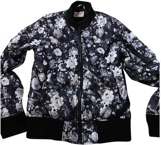 Schott Grey Jacket for Women