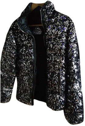 Pyrenex Silver Coat for Women