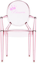 Kartell Children's Lou Lou Ghost Chair - Princess