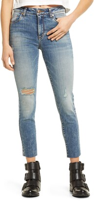 STS Blue Caroline High Rise Straight Leg Jeans