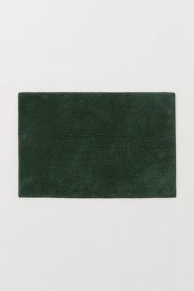 H&M Bath Mat - Green