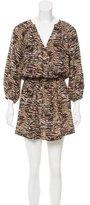 Joie Silk Mini Dress