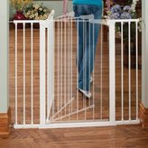 """KidCo Tall and Wide Auto Close Gateway Pressure Mounted White 29"""" - 47.5"""" x 3..."""