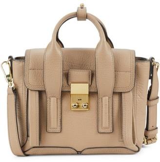 3.1 Phillip Lim Mini Pashli Leather Satchel