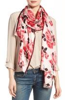 Kate Spade Women's Rosa Silk Scarf
