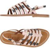 K Jacques St Tropez K.JACQUES ST. TROPEZ Sandals